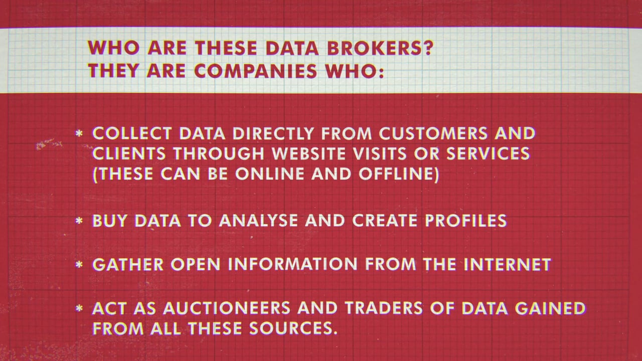 Confessions of a Data Broker